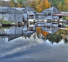 Reflections of a Mill by Kristi Harkins