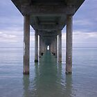 Grey Jetty by JazzHodgess