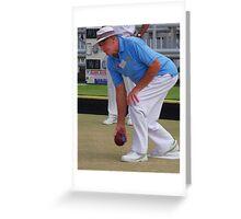 M.B.A. Bowler no. b229 Greeting Card