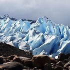 Viedma Glacier by geophotographic