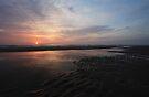 Zandevoort Sunset II by Ursula Rodgers