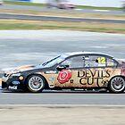 Dick Johnson Racing - Dean Fiore by Daniel Carr
