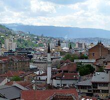 Old Town of Sarajevo by HELUA