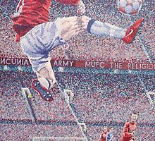 Wayne Rooney by kaczmarczyk