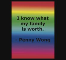 Penny Wong's Family by winnielau