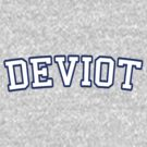DEVIOT TEE AS SEEN ON FOO FIGHTERS DAVE GROHL by DanFooFighter