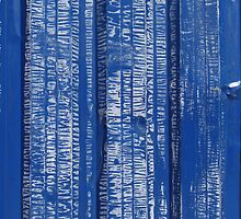 Temporary Amsterdam - Corrugated waves of peeled poster glue by Marjolein Katsma