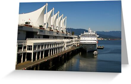 Canada Place by Tracy Friesen