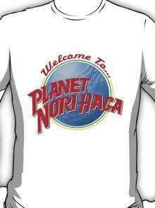 Planet Nori Haga T-Shirt
