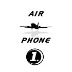 Air Phone 1 White by Hiragraphic