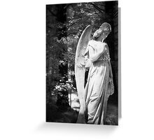 Forest Angel Greeting Card