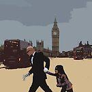 London Matrix, Baddie Agent Smith by Jasna
