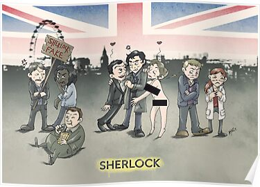 Sherlock group tensions by GakiRules