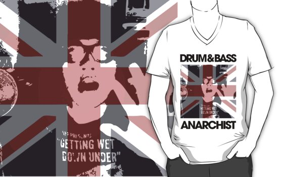DRUM & BASS ANARCHIST by DropBass