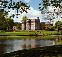 Astley Hall by Steve  Liptrot