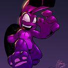 Purple Portal Jump by IdleStatus