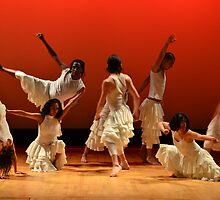 Bolivian Dance Troupe - Plate No. # 4868 by Matsumoto