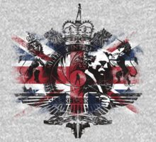 50th Anniversary Secret Agent Tee_Union Jack Kids Clothes