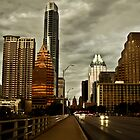 Downtown Austin by Sara Wilcox
