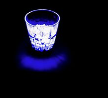 Glass In Blue by SRLongstroth