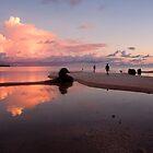 Quiescence - Pakin Atoll, Micronesia by Alex Zuccarelli