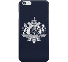 50th Anniversary Secret Agent Tee_WHITE iPhone Case/Skin