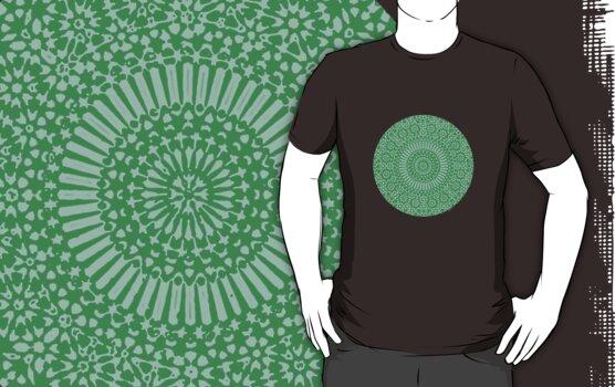 green heart chakra by offpeaktraveler