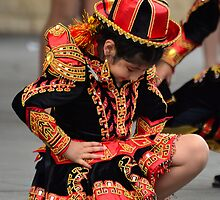 Bolivian Festival Suma Qamaña, Living Well by Matsumoto