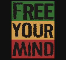 Free Your Mind  by maryjanejct