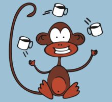 Coffee Monkey by fridley
