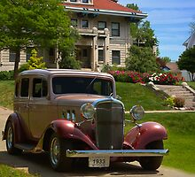1933 Chevrolet Touring Sedan by TeeMack