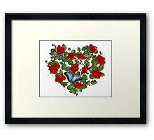 Painting Nature Framed Print