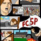 Ich liebe dich, FC Sankt Pauli  by lyneo