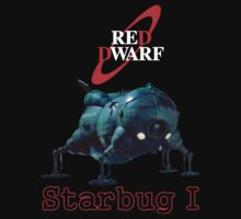 Red Dwarf - Starbug 1 by MapleGLaDOS