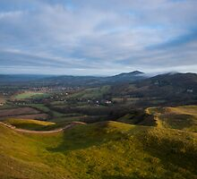 The Malvern Hills by Cliff Williams