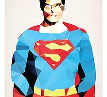 Superman by Matthew Bonnington