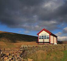 Dark Clouds over Blea Moor by Paul Bettison