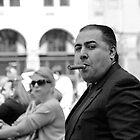 Al Capone. by Max Franz Jr.