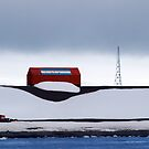 Argentine Camara Station , Antarctica by geophotographic