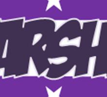 Nicki Minaj - Starships Old School Sticker Sticker