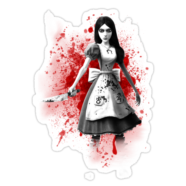 Alice: Madness Returns by huntj09
