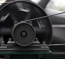 Rhythm of steam machinery by patjila