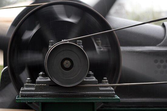 Rhythm of steam machinery by patjila