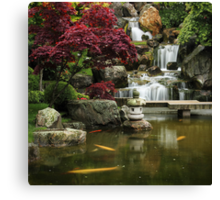 The Kyoto Garden Canvas Print