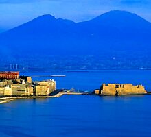 Bay of Naples by Sami Sarkis