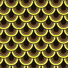 Case Seamless retro pattern by Medusa81