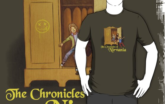 The Chronicles of Nirvania by James Hance