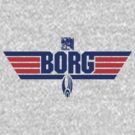Top Borg (BR) by justinglen75