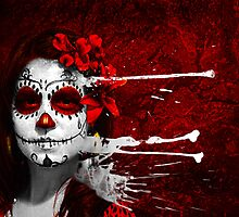 Pintura de las Muertas by ☼Laughing Bones☾