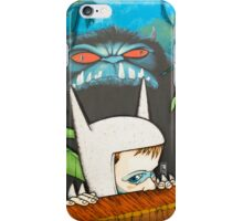 Max and His Wolf Suit iPhone Case/Skin